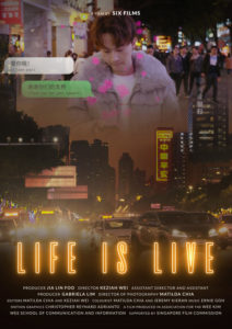 Life is Live<p>(Singapore)