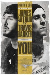 James Arthur feat. Travis Barker – You<p>(Germany)