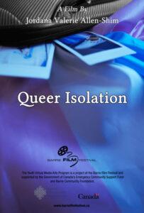 Queer Isolation<p>(Canada)