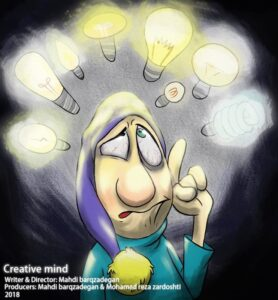 Creative mind<p>(Iran)